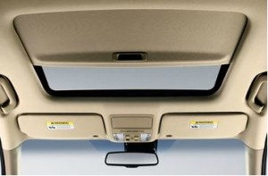 Application - Automotive Sunshade 1